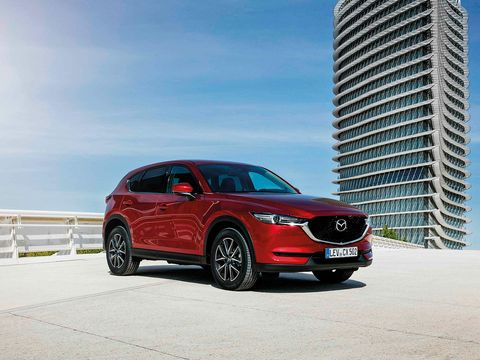 Land vehicle, Vehicle, Car, Mazda, Automotive design, Mazda cx-5, Crossover suv, Compact sport utility vehicle, Sport utility vehicle, Mid-size car,