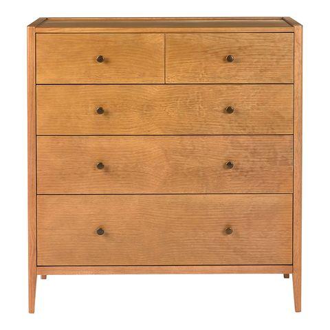 Chest of drawers, Drawer, Furniture, Dresser, Chiffonier, Hardwood, Wood stain, Wood, Sideboard, Varnish,