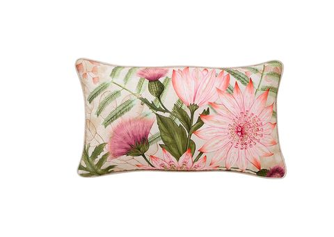 Pillow, Cushion, Throw pillow, Pink, Furniture, Flower, Plant, Textile, Leaf, Linens,