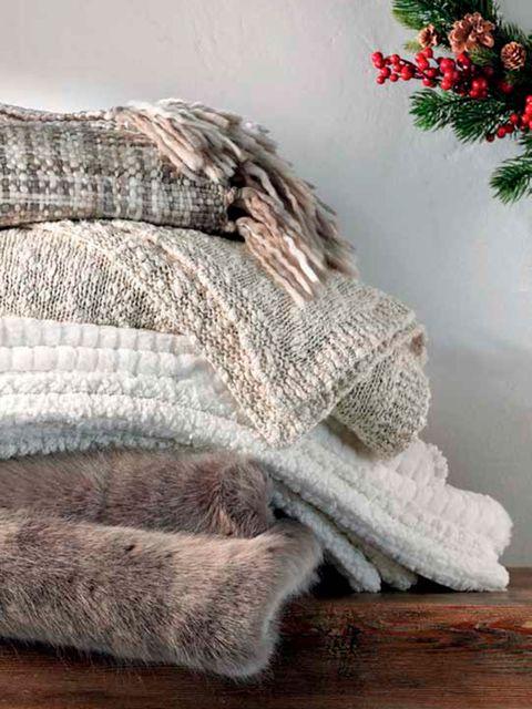 Wool, Woolen, Fur, Knitting, Textile, Room, Linens, Pattern, Blanket, Wood,