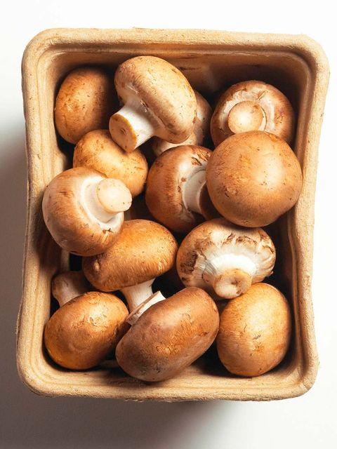 Champignon mushroom, Mushroom, Shiitake, Agaricus, Ingredient, Food, Edible mushroom, Potato, Root vegetable, Plant,