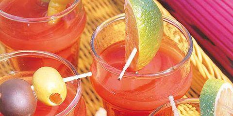Food, Drink, Ingredient, Cocktail, Produce, Liquid, Classic cocktail, Tableware, Cocktail garnish, Juice,