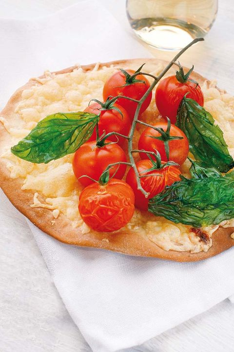 minipizzas de cherry