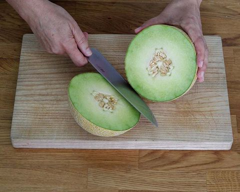 Wood, Food, Produce, Ingredient, Hardwood, Serveware, Muskmelon, Natural foods, Wood stain, Galia,