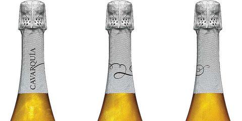 Product, Yellow, Bottle, Line, Glass bottle, Amber, Font, Logo, Black, Bottle cap,