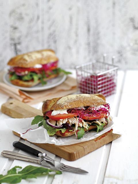 dish, food, cuisine, ingredient, sandwich, produce, finger food, breakfast sandwich, baked goods, pan bagnat,