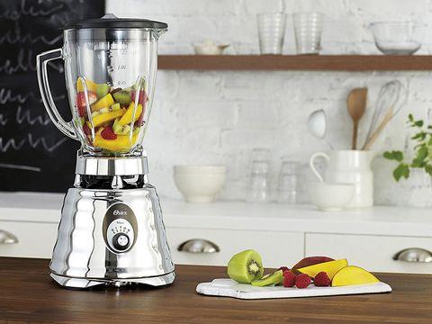 Blender, Kitchen appliance, Juicer, Small appliance, Food processor, Mixer, Home appliance, Food, Vegetable juice,