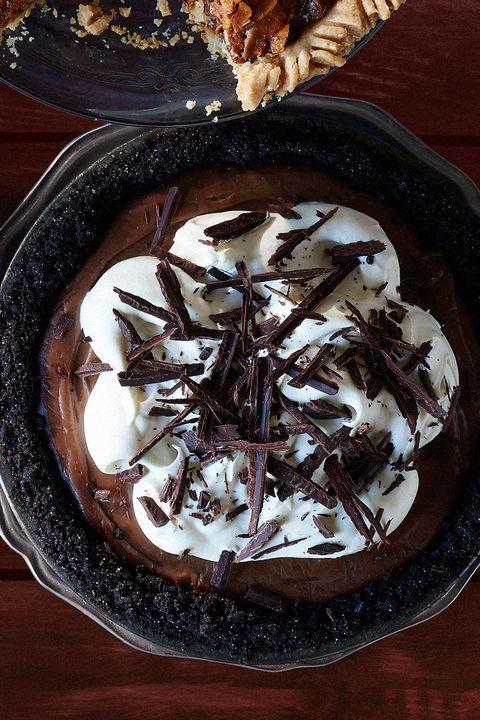 tarta de chocolate con moka