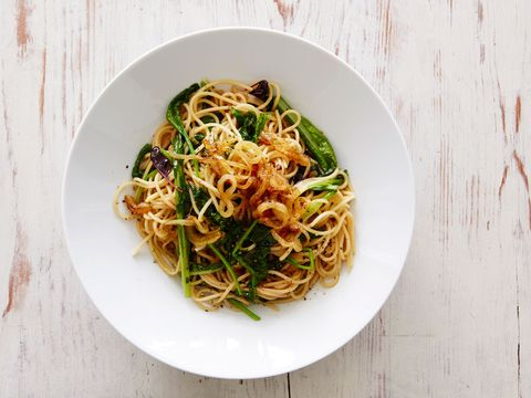 Food, Cuisine, Noodle, Spaghetti, Chinese noodles, Pasta, Ingredient, Fried noodles, Pancit, Recipe,