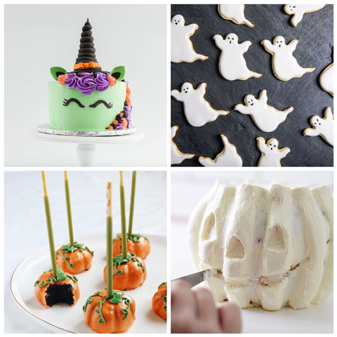 Food, Cake decorating supply, Birthday candle, Comfort food, Cake decorating, Recipe, Cuisine, Pumpkin, Party supply, Dessert,