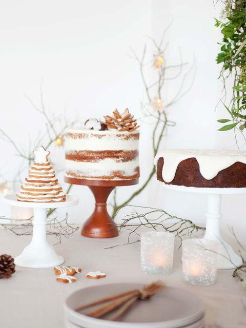 Branch, Serveware, Dishware, Dessert, Ingredient, Sweetness, Twig, Plate, Baked goods, Home accessories,