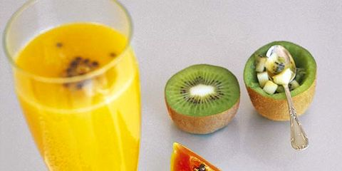 Drink, Tableware, Juice, Drinkware, Amber, Orange, Ingredient, Dishware, Serveware, Alcoholic beverage,