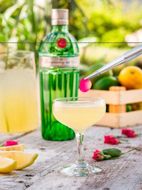 Liquid, Drink, Bottle, Drinkware, Alcoholic beverage, Tableware, Cocktail, Glass, Fruit, Fluid,