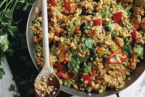 Recetas de arroz: Paellas, risottos, postres y más