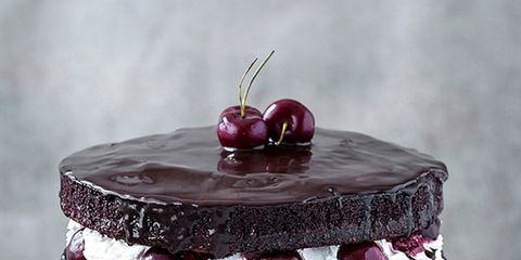 Food, Sweetness, Ingredient, Cake, Serveware, Fruit, Dessert, Red, Cuisine, Baked goods,