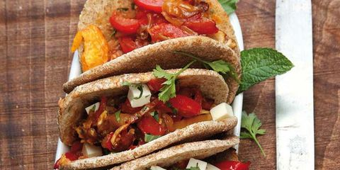 Food, Finger food, Cuisine, Ingredient, Dish, Fast food, Vegetable, Recipe, Kitchen utensil, Leaf vegetable,