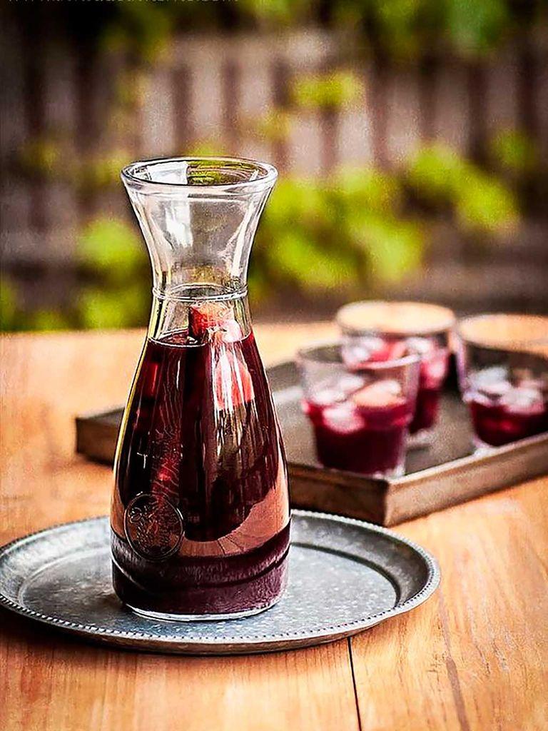 Reinventando la sangría: ocho recetas para incluirla en tu mesa