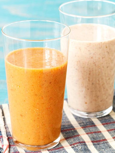 Food, Drink, Health shake, Smoothie, Vegetable juice, Batida, Ingredient, Juice, Milkshake, Dish,