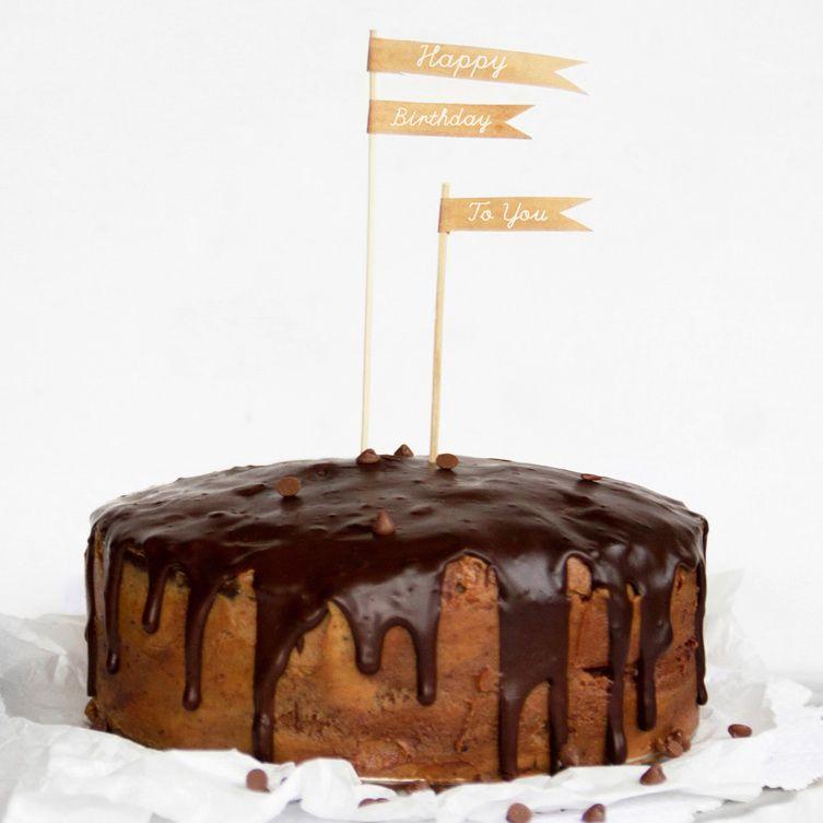 Cómo Preparar Una Tarta De Cumpleaños Rápida Y Fácil Recetas