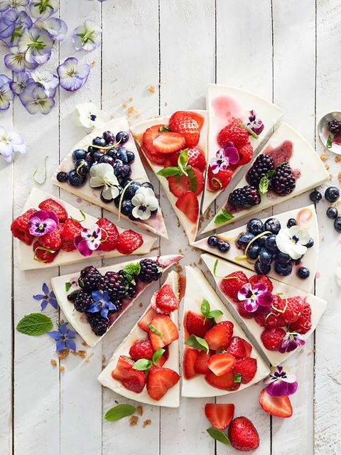 Food, Fruit, Berry, Plant, Cuisine, Finger food, Artificial flower, Canapé, Flower, Dish,