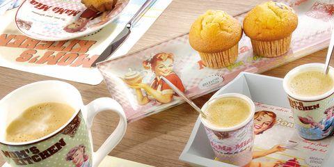 Serveware, Drinkware, Cup, Dishware, Tableware, Drink, Food, Ingredient, Coffee cup, Table,