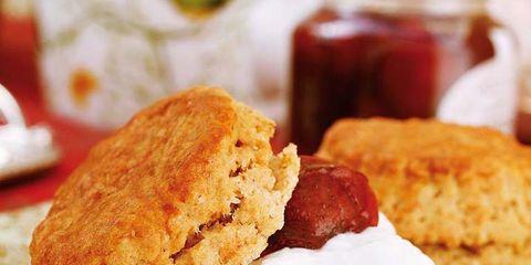 Food, Finger food, Cuisine, Dish, Serveware, Baked goods, Tableware, Plate, Breakfast, Dessert,