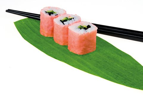 Cuisine, Sushi, Food, Rice, Ingredient, Dish, White rice, Gimbap, Plate, Japanese cuisine,