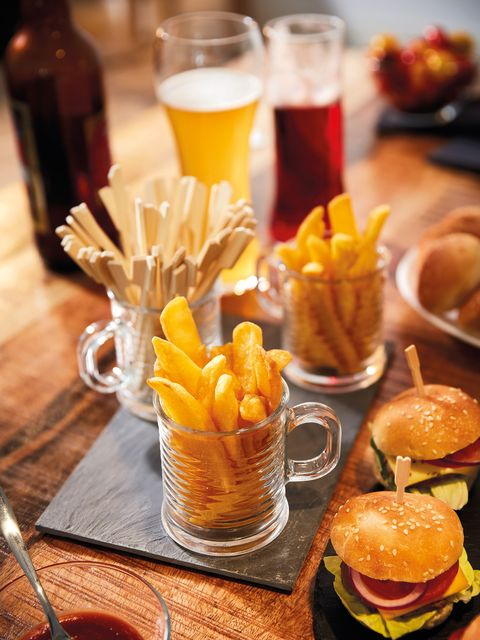 Food, Junk food, Fast food, Dish, French fries, Brunch, Cuisine, Ingredient, Fried food, Side dish,