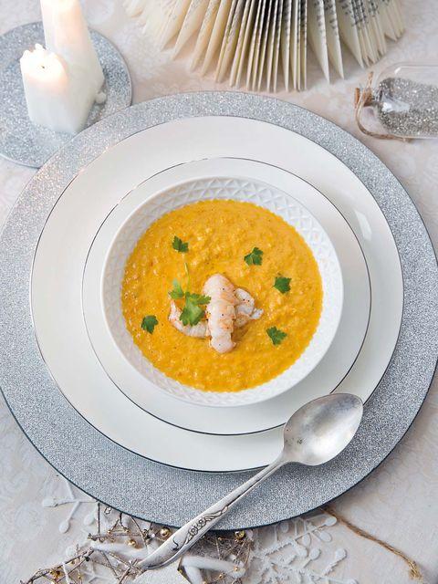 Dish, Food, Cuisine, Bisque, Ingredient, Soup, Potage, Produce, Velouté sauce, Gazpacho,
