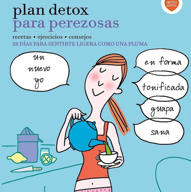 plan detox para perezosas