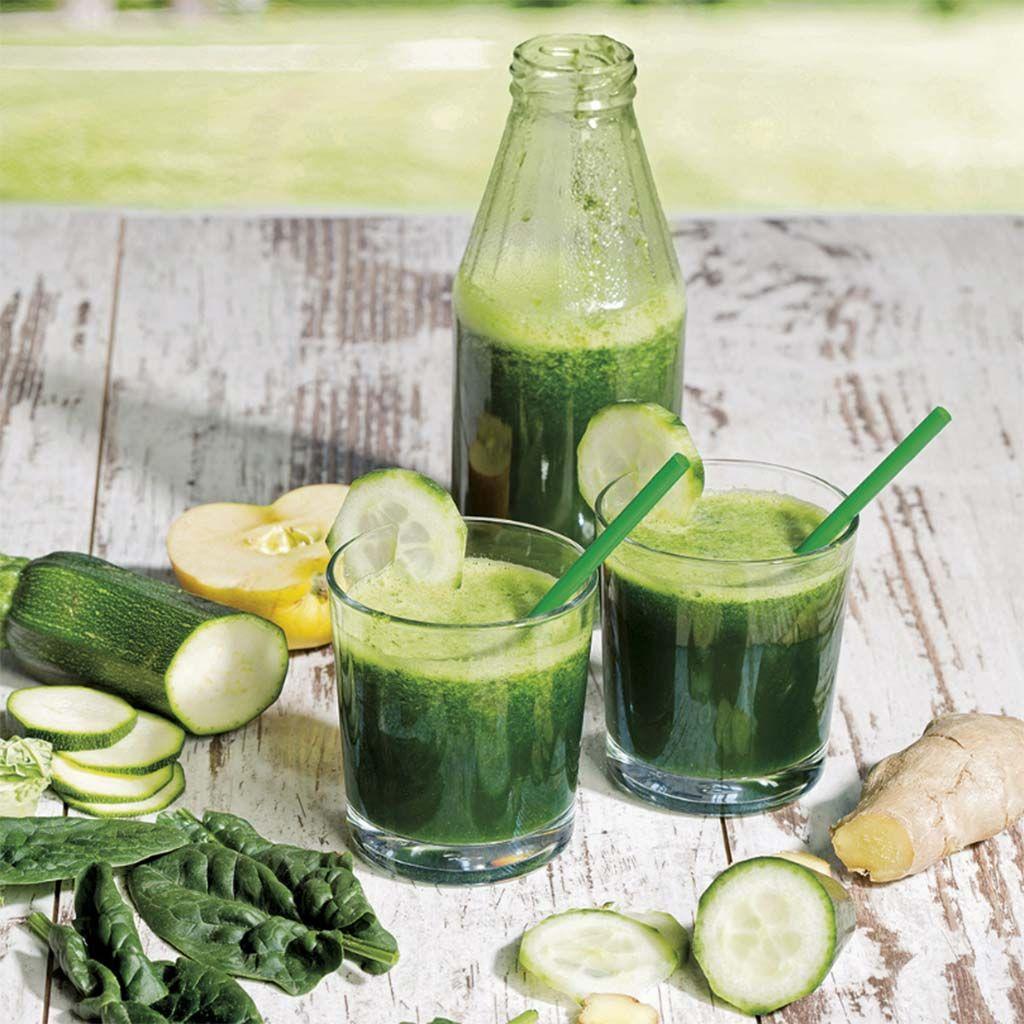 Jugos de verdura y frutas para adelgazar