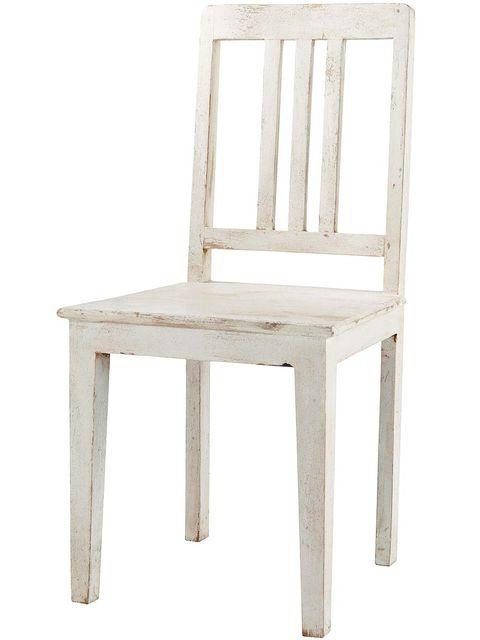 Wood, White, Chair, Beige, Tan,