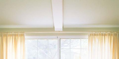 Interior design, Room, Textile, Home, Furniture, Interior design, Wall, Window treatment, Linens, Floor,