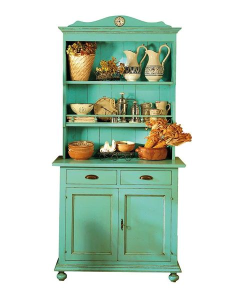 White, Teal, Cabinetry, Turquoise, Drawer, Aqua, Peach, Serveware, Dishware, Handle,