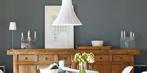 Room, Table, Furniture, Interior design, White, Interior design, Dining room, Home accessories, Porcelain, Dishware,