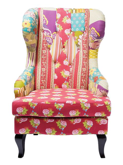 Magenta, Furniture, Pink, Pattern, Cushion, Teal, Creative arts, Futon pad, Throw pillow, Club chair,