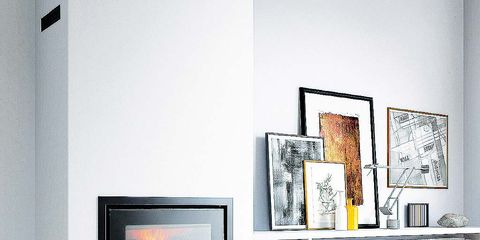 Wall, Room, Floor, Flooring, Interior design, Picture frame, Art, Paint, Interior design, Rectangle,