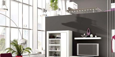 Room, Interior design, Living room, Table, Floor, Wall, Furniture, Home, Interior design, Flowerpot,