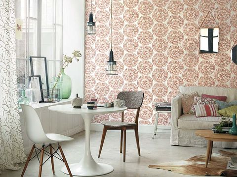 Room, Interior design, Floor, Furniture, Table, Flooring, Wall, Home, Interior design, Couch,