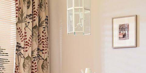 Room, Interior design, Floor, Flooring, Furniture, Textile, Table, Tablecloth, Interior design, Flowerpot,