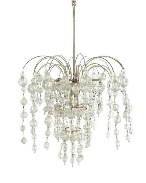 Light fixture, Silver, Natural material, Ceiling fixture, Home accessories,