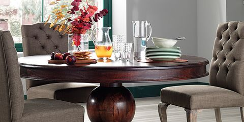Furniture, Room, Table, Dining room, Kitchen & dining room table, Interior design, Coffee table, Chair, Home, End table,