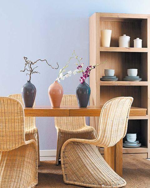 Flowerpot, Interior design, Room, Interior design, Twig, Artifact, Vase, Shelf, Lavender, Peach,