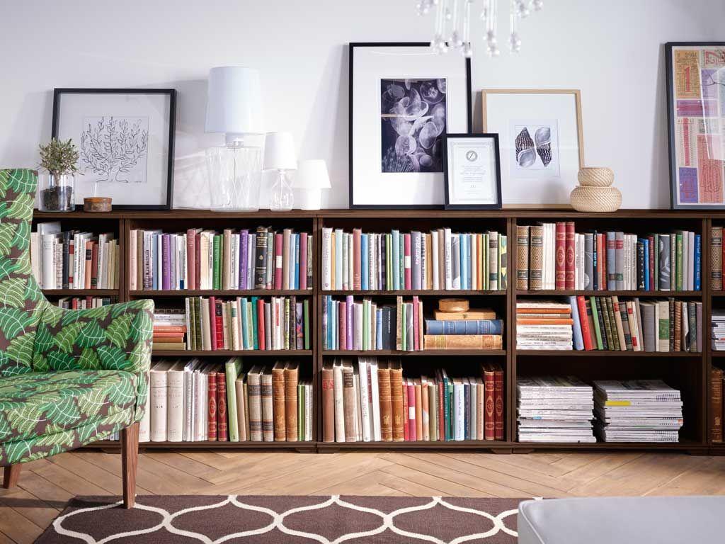 Estanterias Para Organizar Una Biblioteca En El Salon Orden