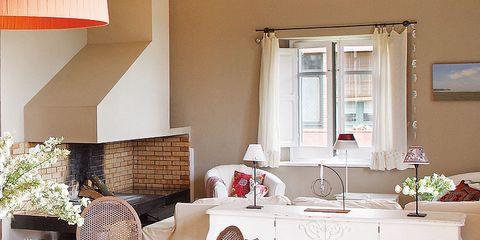 Room, Interior design, Floor, Flooring, Furniture, Home, Table, Interior design, Real estate, Linens,