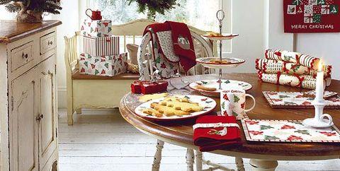 Cómo decorar el comedor en Navidad - Especial Navidad