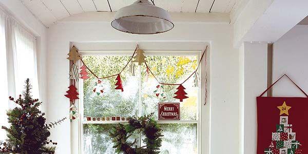 C mo decorar el comedor en navidad - Como decorar un salon en navidad ...