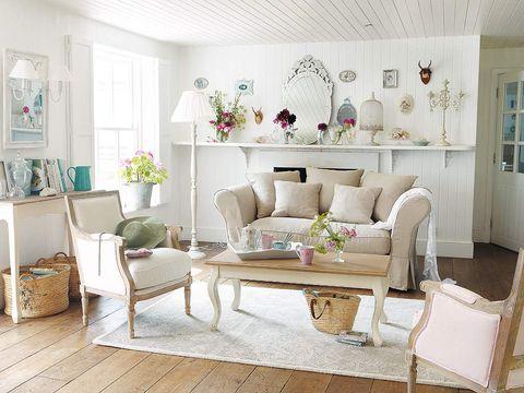 Room, Interior design, Home, Floor, Living room, White, Furniture, Flooring, Interior design, Wall,