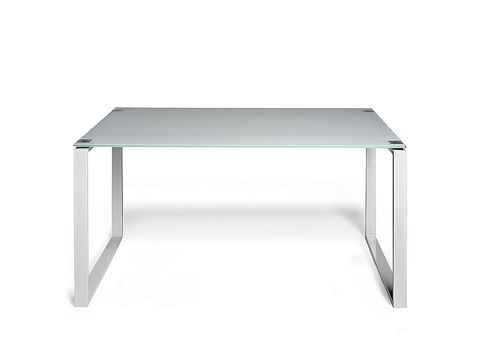 Table, Line, Rectangle, Grey, End table, Silver, Aluminium, Steel, Desk, Transparent material,