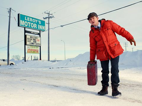 Winter, Freezing, Jacket, Signage, Snow, Sign, Baggage, Electricity, Ice, Overhead power line,